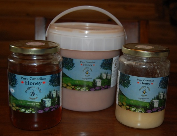Our honey supply